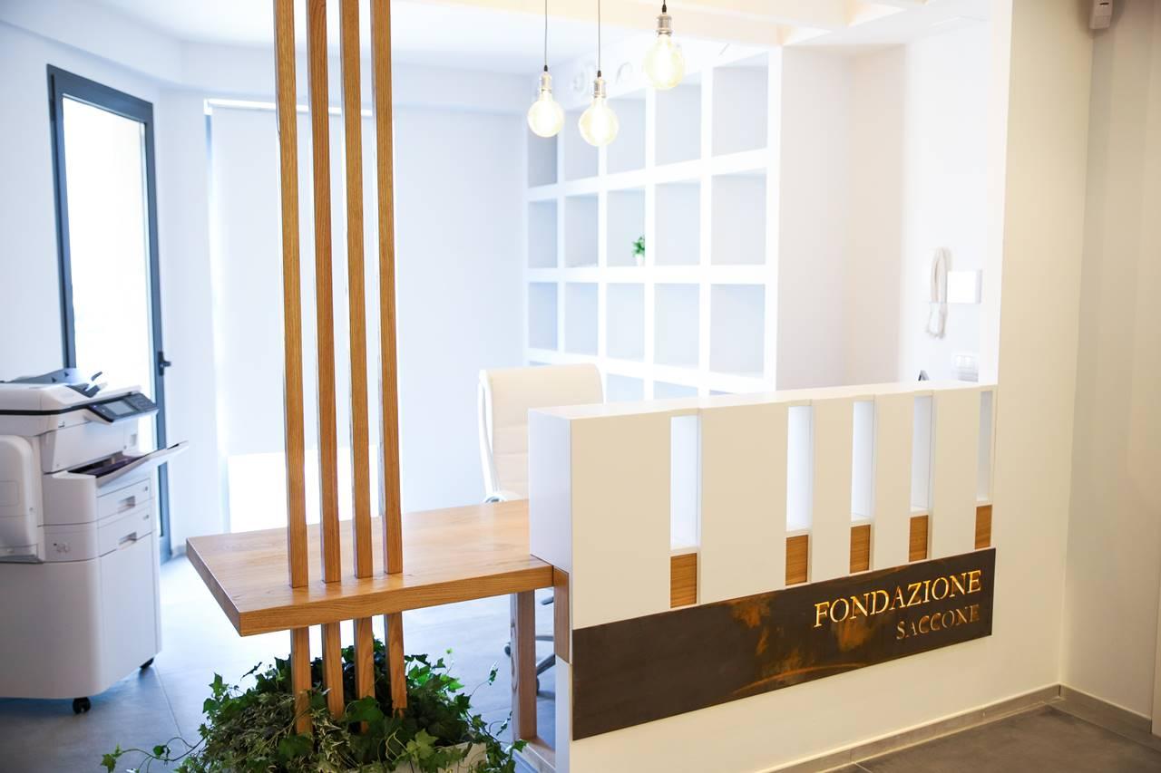 Reception - Fondazione Saccone