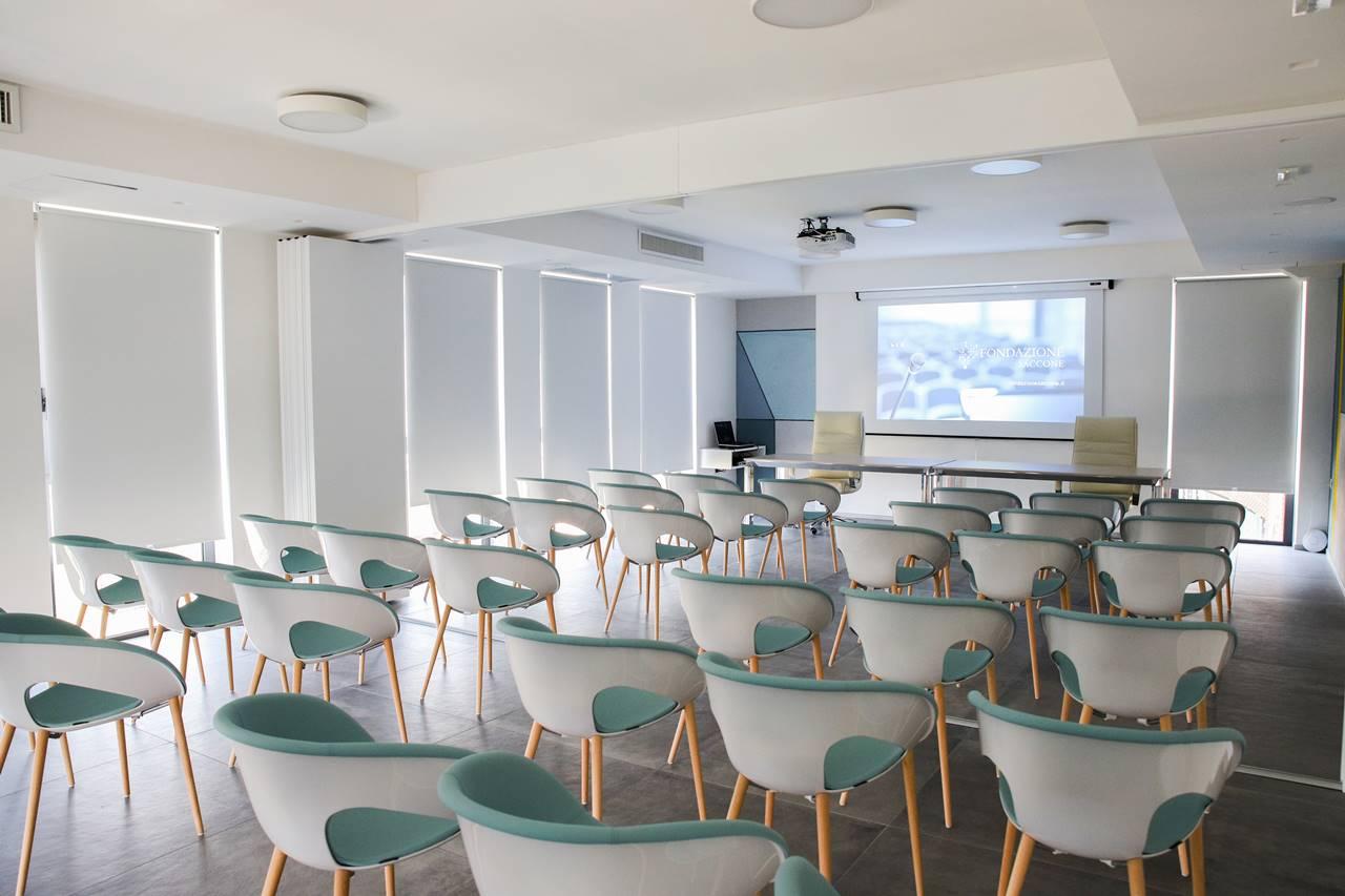 Aula conferenze - Fondazione Saccone